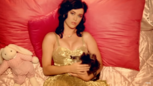 Kristina Kral Katy Perry I Kissed A Girl