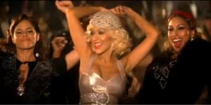 Kristina Kral Screen Cap Christina Aguilera Ain't No Other Man