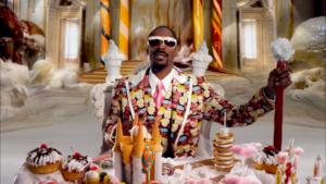 Kristina Kral Screen Cap Katy Perry Snoop Dogg California Gurls