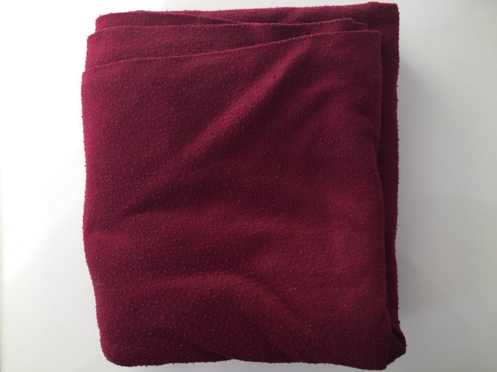 Kristina Kral #34 roter Schal