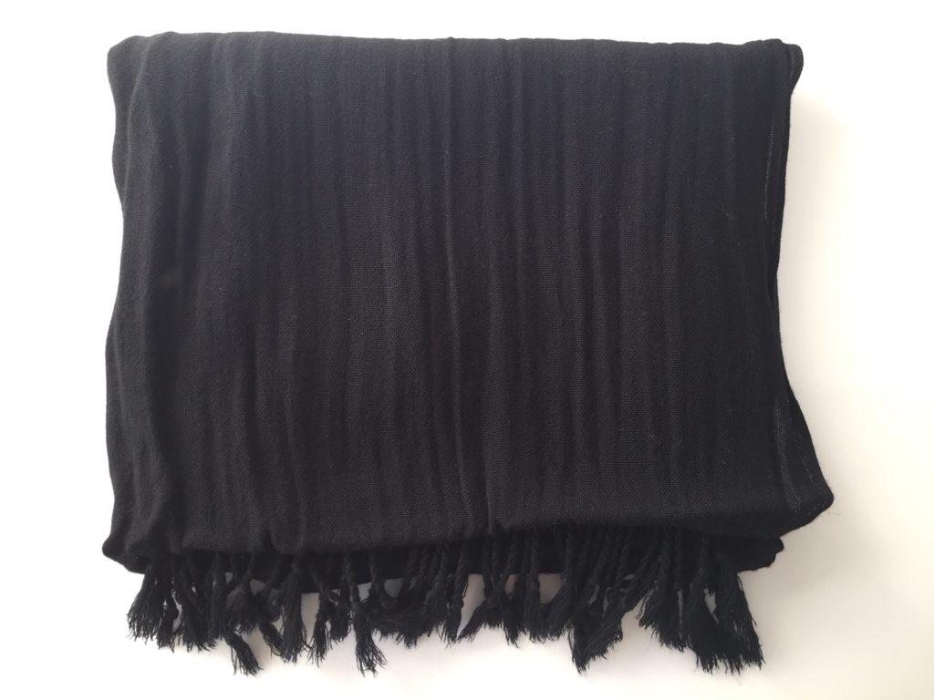 Kristina Kral #36 Schwarzer Schal