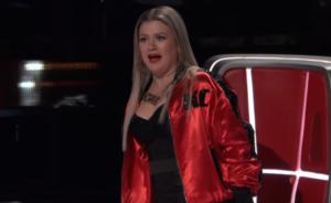Kristina Kral Kelly Clarkson Bildschirmfoto (c) NBC