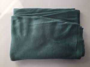 Kristina Kral blauer Schal