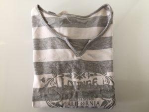 Kristina Kral Gestreiftes T-Shirt #55