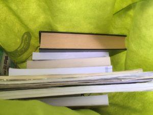 Kristina Kral Bücher spenden #100
