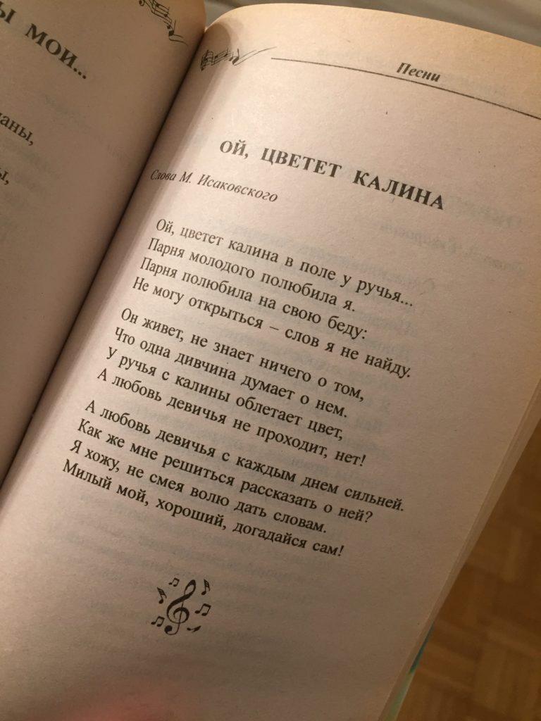 Kristina Kral Russischbuch Minimalismus
