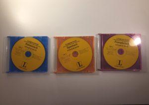 Kristina Kral #171 Sprachübungs-CDs