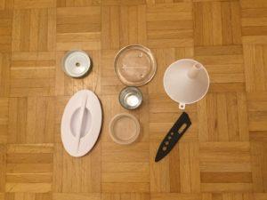 Kristina Kral #185 Sieben Dinge Aus Der Küche