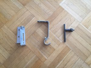 Kristina Kral #210 Metallteile aus Werkzeugbox