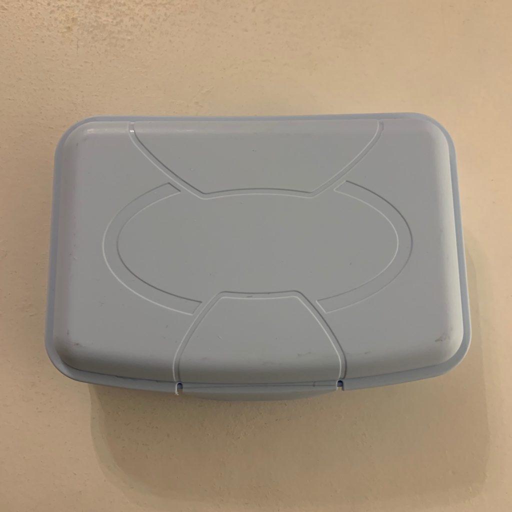 Das Bild zeigt eine Brotdose