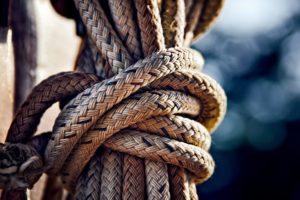 Symbolbild: Stärke und Standfestigkeit