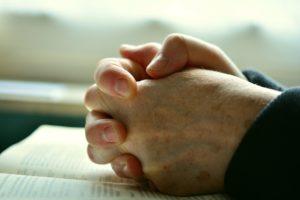 """Wir beten: """"Herr, ich bin nicht würdig..."""""""