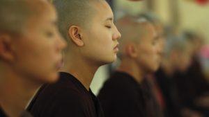 Symbolfoto: Buddhistische Nonnen