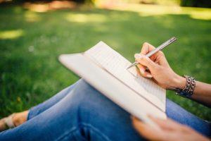 Symbolbild: Schreiben