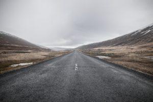 Symbolbild: Wege gehen
