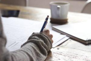 Symbolbild: Zitate schreiben