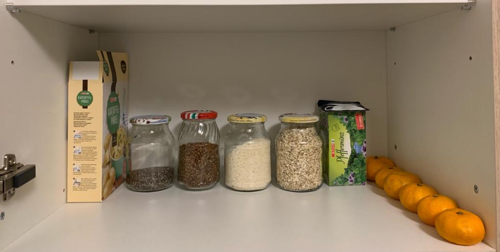 Beispiel für Einfachheit und Klarheit in der Küche