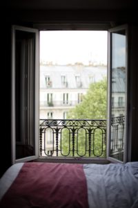 Symbolbild: Leben im Hotel