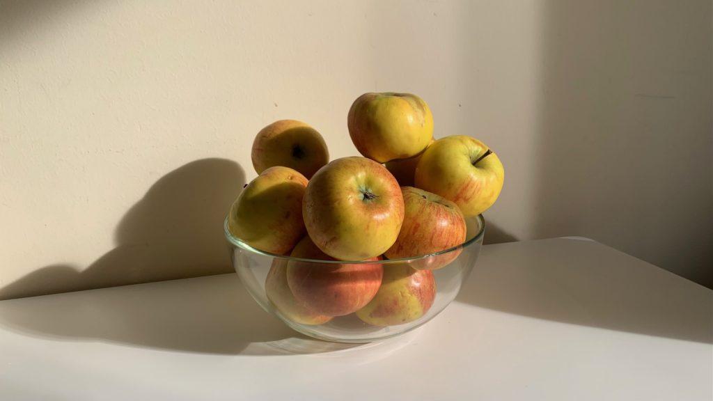 Routine 7: Apfel