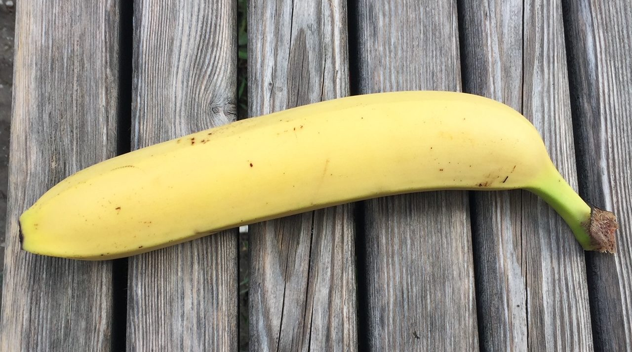 Routine 8/52. Banane | Kristina Kral