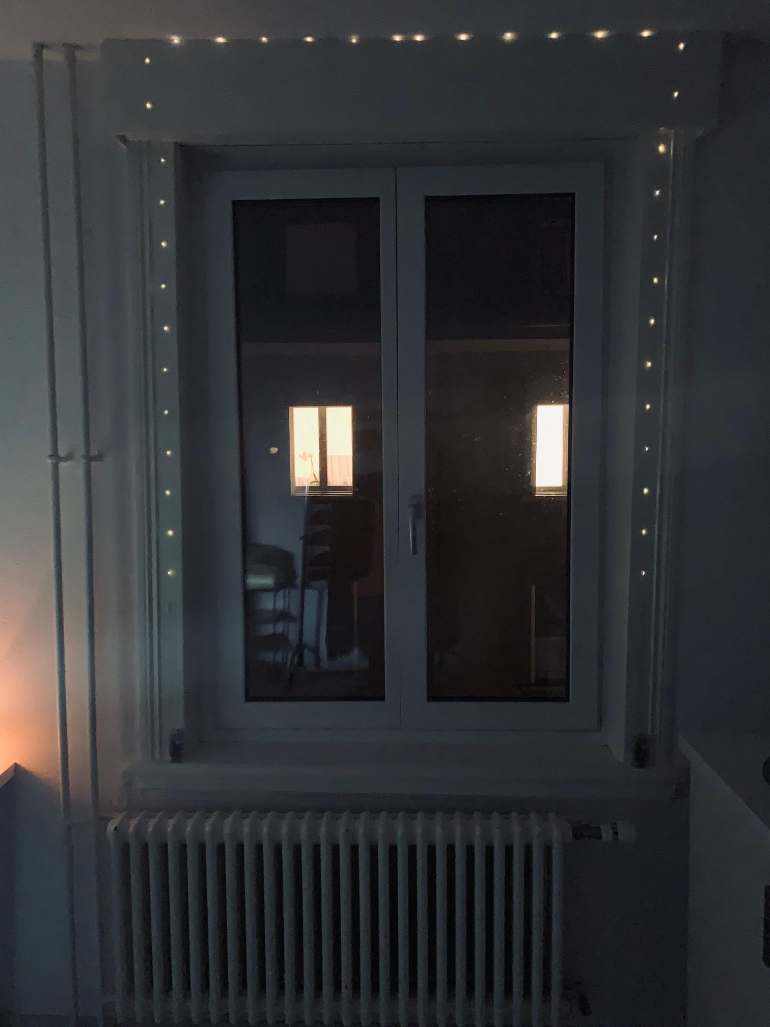 LED-Lichterkette :)