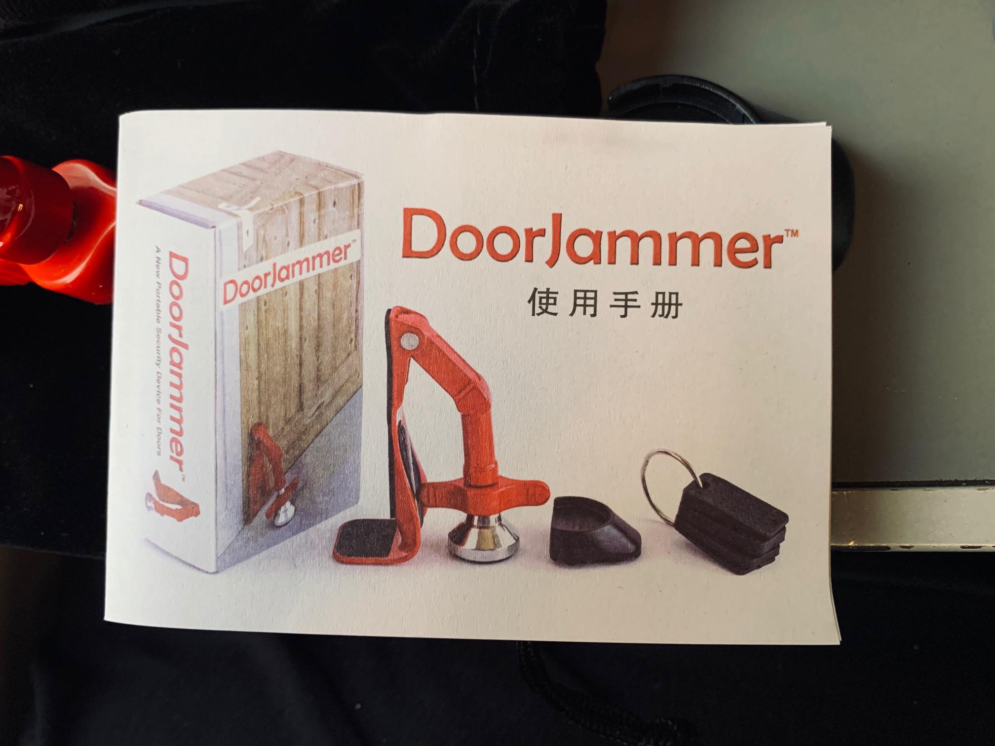 Doorjammer Broschüre (c) DoorJammer TM